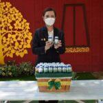 มาดาหลีแนะนำวิธี ต้านภัยโควิดด้วยสมุนไพรไทยและยาฟ้าทะลายโจร